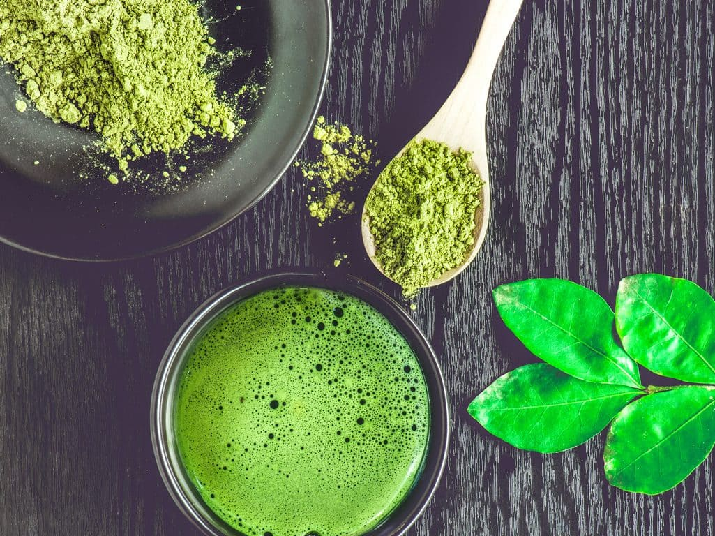 Here's to the Matcha Lovers out there!